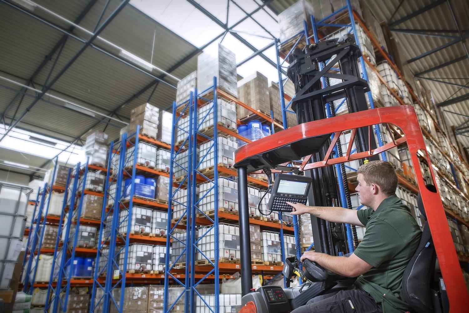 Duurzaam transport en warehousing