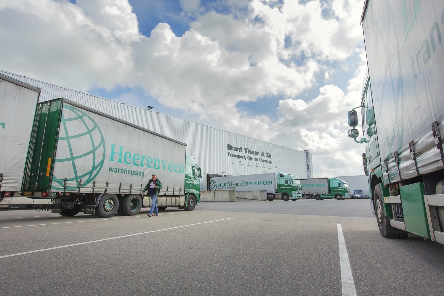 Transport -> Benelux, Frankrijk & Duitsland - van alle markten thuis!
