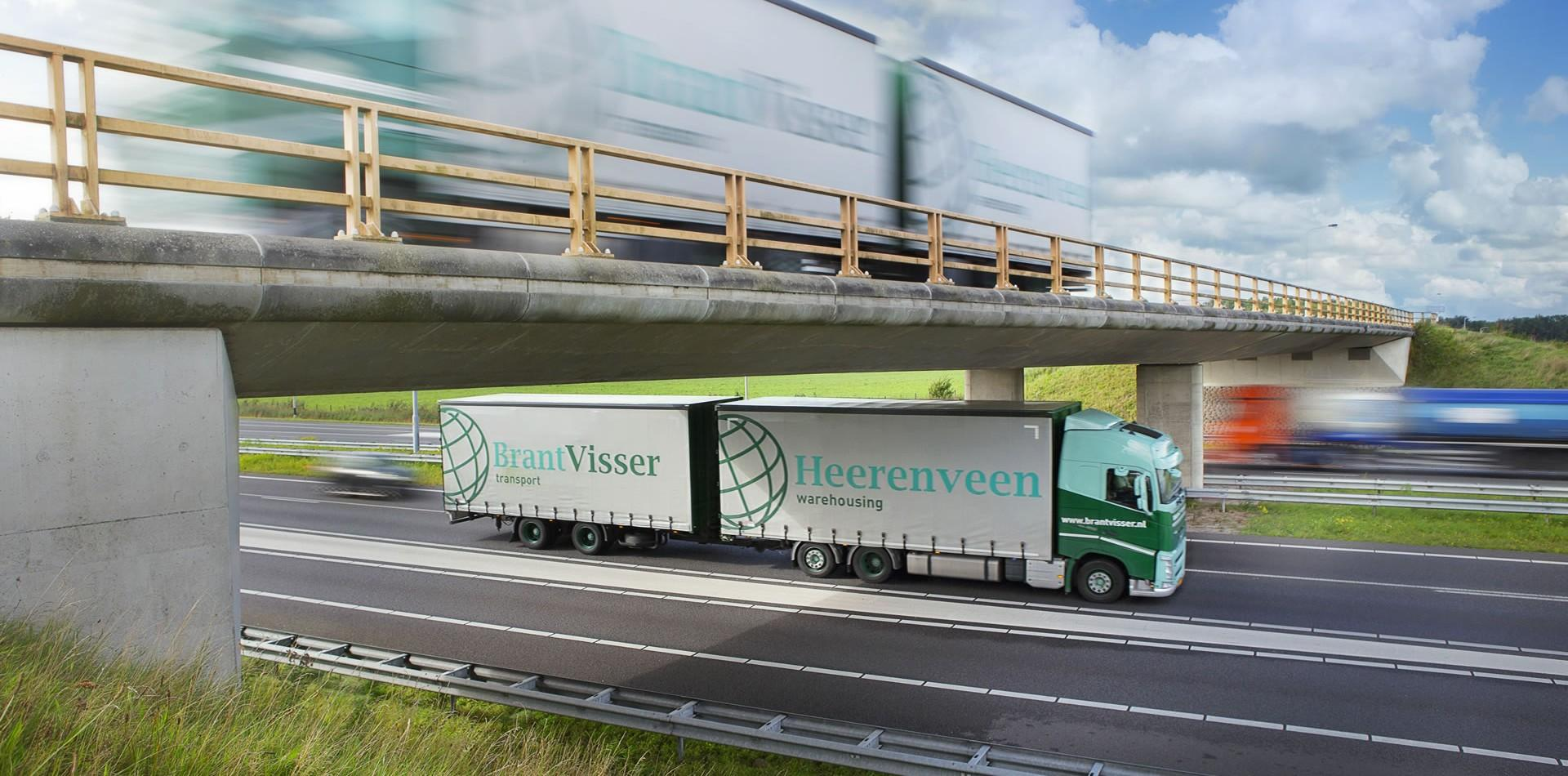 Transport en warehousing tot in de puntjes verzorgd